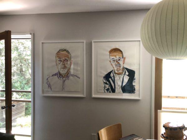 Matte White Frames